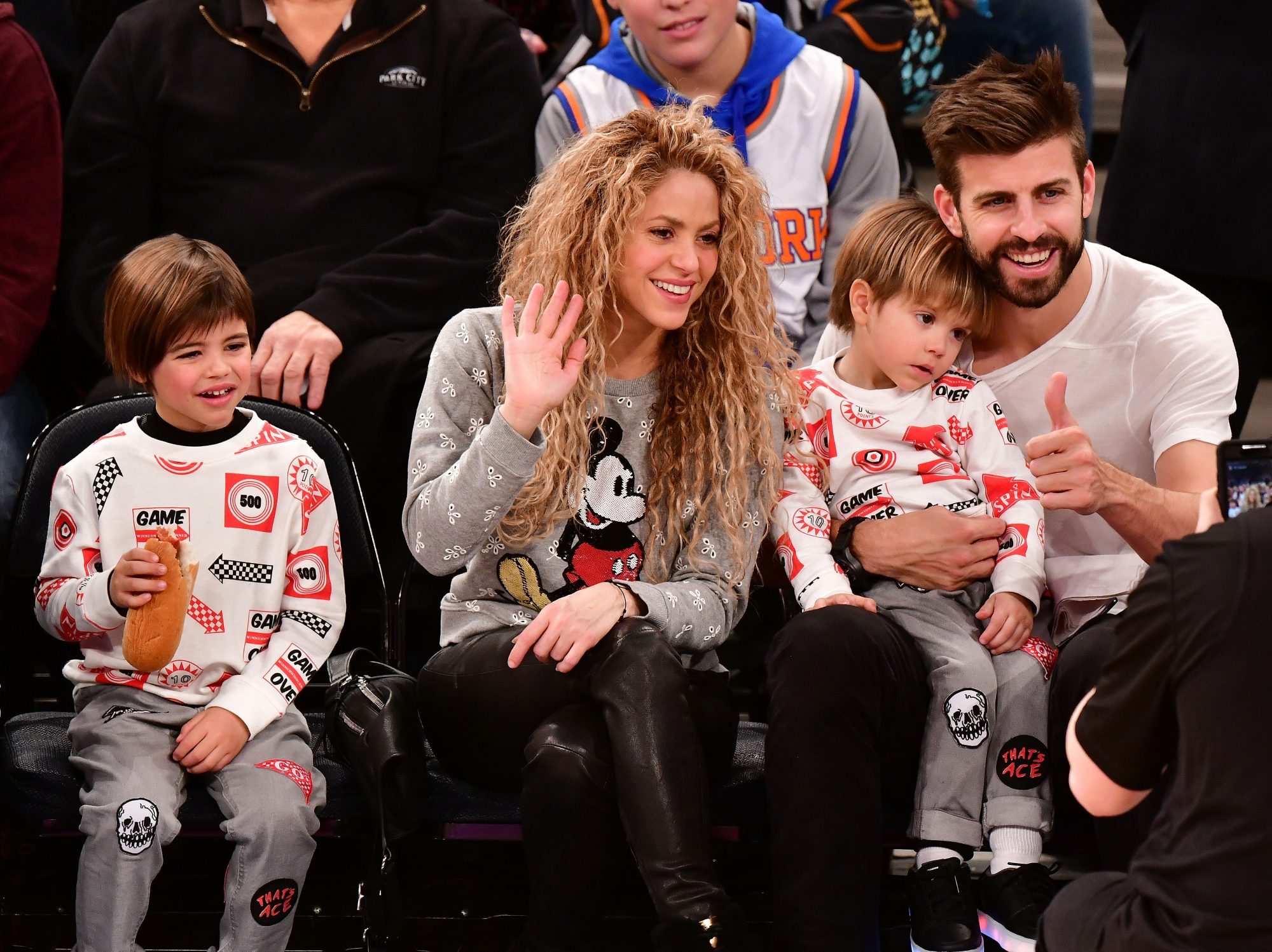 """Shakira spoke for the first time about depression: """"I lay in bed for days and the children couldn't see me"""""""