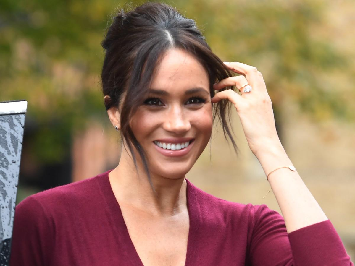 Meghan Markle's first interview since the birth of Lilibet Diana