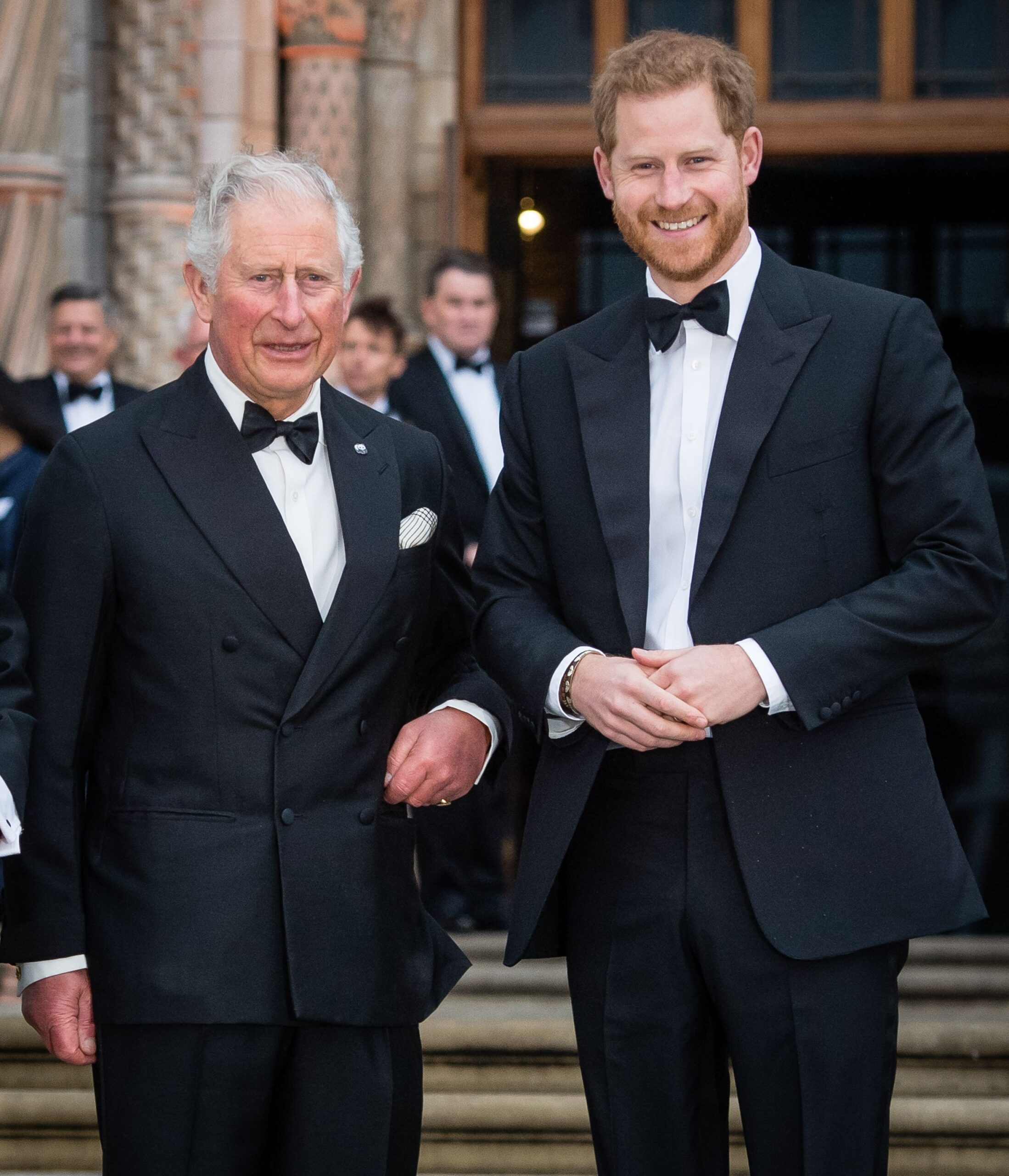 The annual report from Buckingham Palace: Prince Harry and Meghan Markle have deceived the public, this is the truth