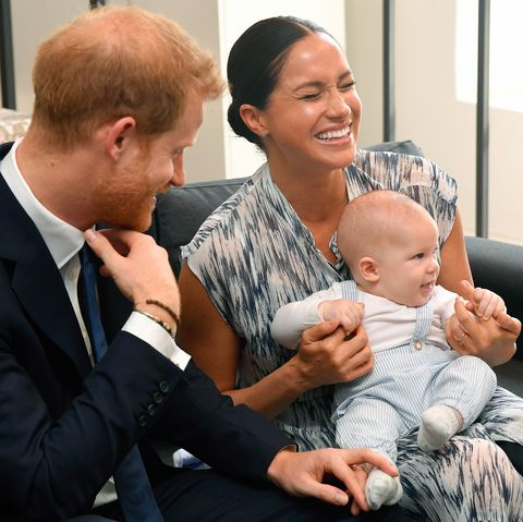 Meghan and Harry are furious over the decision: Prince Charles will make sure his nephew Archie never becomes a prince