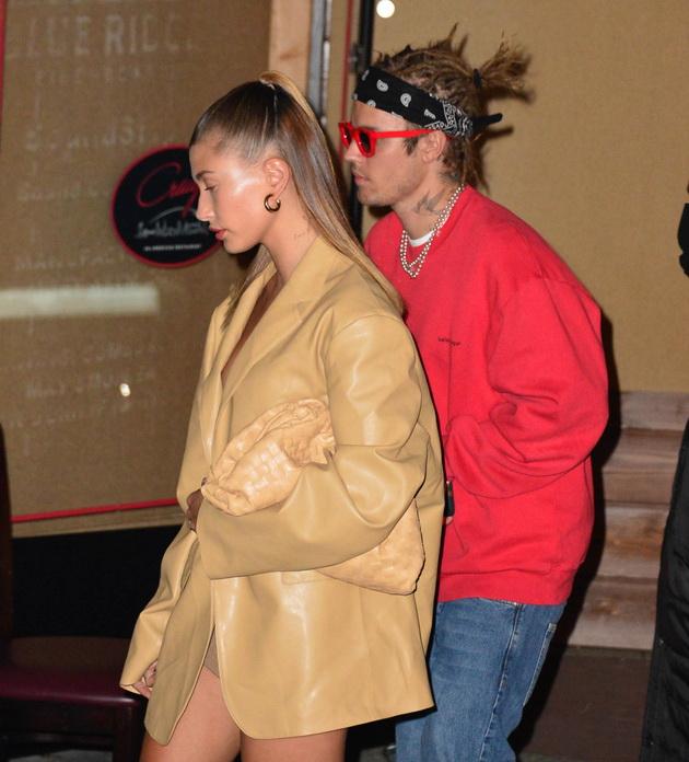 "Dramatic viral video: Justin Bieber ""screams"" at his wife Hailey Bieber"