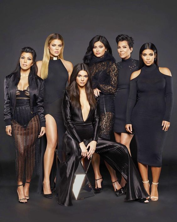 Drastic transformations: How much have the Kardashians changed since the first season of their reality show?