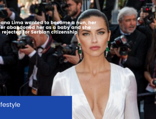 Adriana Lima wanted to become a nun, her father abandoned her as a baby and she was rejected for Serbian citizenship
