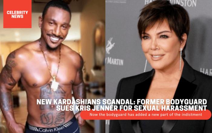 New Kardashians scandal: Former bodyguard sues Kris Jenner for sexual harassment
