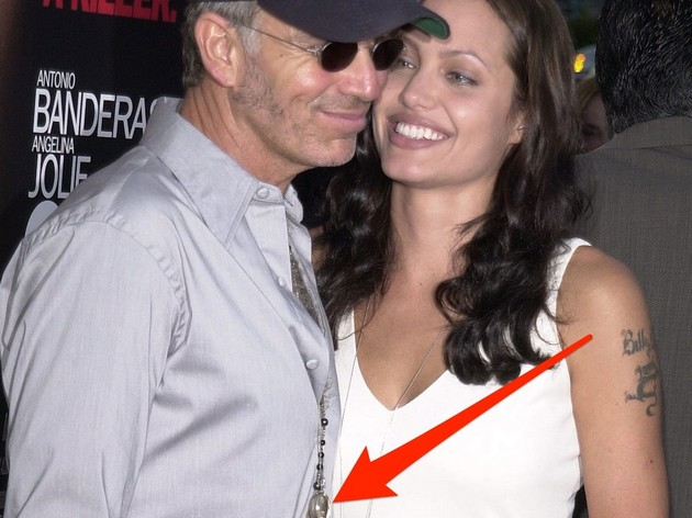 Angelina Jolie's most tumultuous and bizarre love affairs