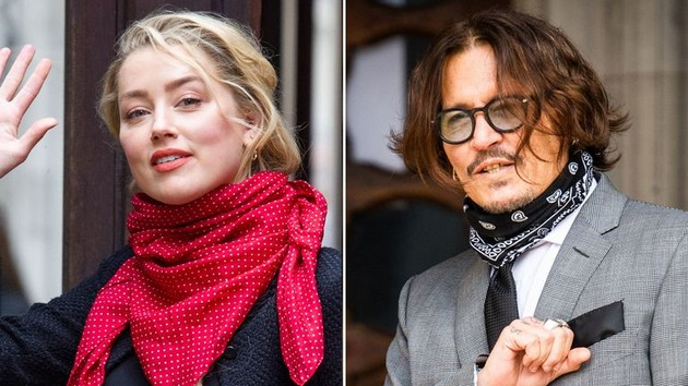 Amber Heard gets daughter from surrogate mother amid Johnny Depp scandals - She seeks $50 million for defamation
