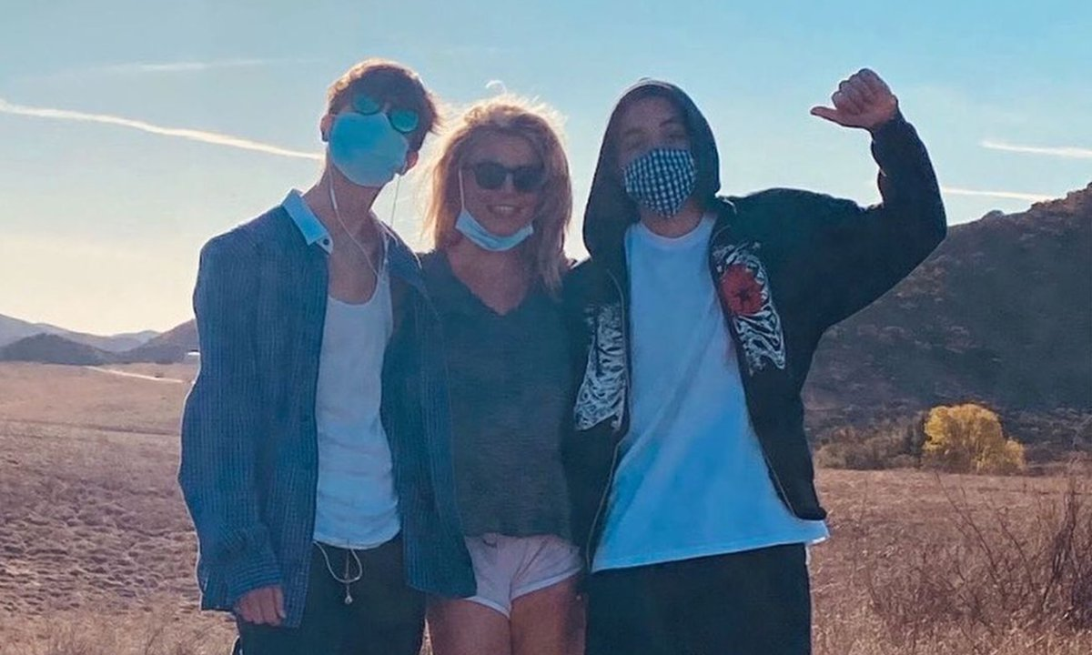 Growing up and supporting their mother: How old are Britney Spears' sons and what do they look like today?