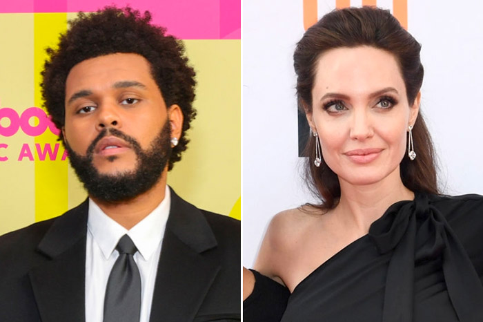 Millions of fans in shock: Angelina Jolie and 15 years younger singer The Weeknd caught at a secret dinner