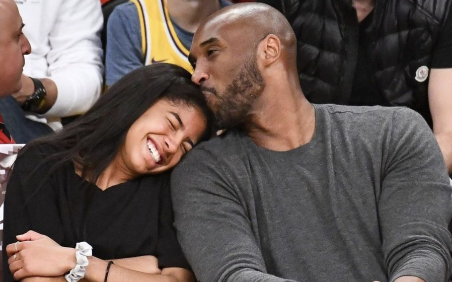 """Vanessa Bryant with an emotional message on the occasion of Kobe's birthday: """"I will love you forever - love is eternal"""""""