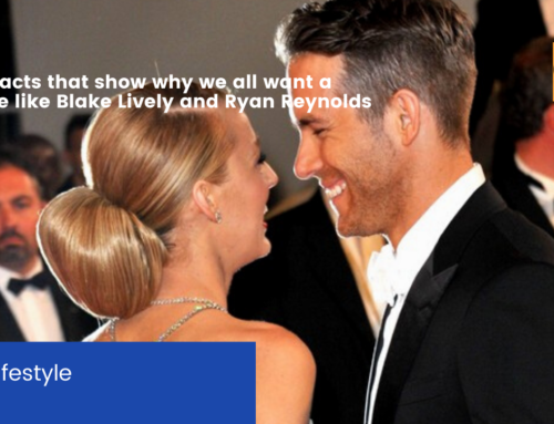 15 facts that show why we all want a love like Blake Lively and Ryan Reynolds