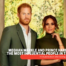 First photoshoot after leaving: Meghan Markle and Prince Harry among the most influential people in the world
